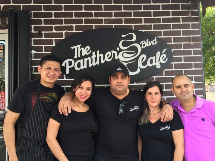 panther cafe sweetwater staff