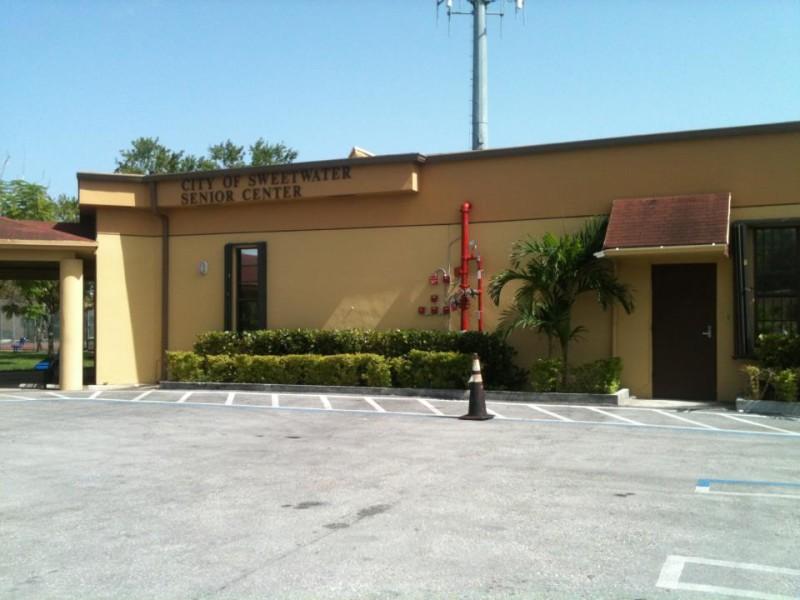 el comedor senior center in Sweetwater, FL